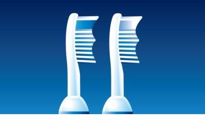 Philips Sonicare Sensitive резервни глави за четка за зъби ултра софт 2