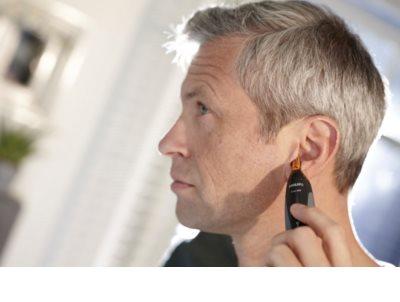 Philips Nose Trimmer NT5180/15 recortavello nariz 5