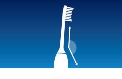 Philips Sonicare EasyClean HX6511/50 escova de dentes elétrica sónica 6