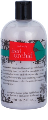 Philosophy Iced Orchid Shower Gel for Women