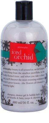 Philosophy Iced Orchid żel pod prysznic dla kobiet
