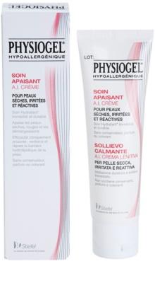 Physiogel Calming Relief upokojujúci a vyživujúci krém pre suchú a podráždenú pokožku 1
