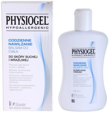 Physiogel Daily MoistureTherapy feuchtigkeitsspendendes Körperbalsam für trockene und empfindliche Haut 2