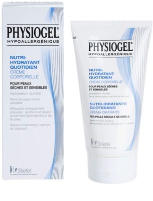 Physiogel Daily MoistureTherapy výživný a hydratační krém pro suchou a citlivou pokožku 1