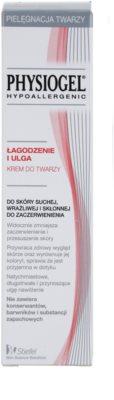 Physiogel Calming Relief успокояващ крем за суха чувствителна кожа, сконна към зачервяване 3