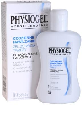 Physiogel Daily MoistureTherapy hydratační mycí gel pro suchou pleť 1
