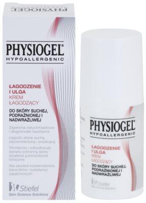 Physiogel Calming Relief crema calmanta pentru ten uscat si sensibil 2