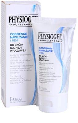 Physiogel Daily MoistureTherapy vlažilna krema za suho kožo 1