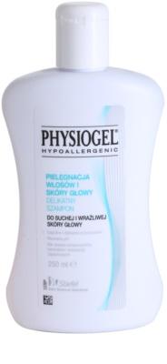 Physiogel Scalp Care sampon a száraz és érzékeny fejbőrre