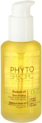 Phyto Specific Baobab Oil ingrijire par pentru par uscat