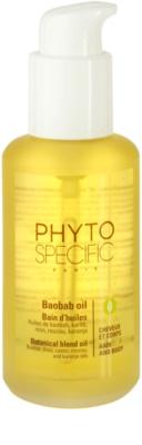 Phyto Specific Baobab Oil догляд за волоссям для сухого волосся