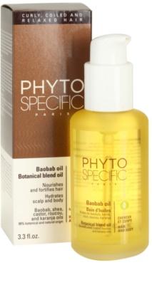 Phyto Specific Baobab Oil vlasová péče pro suché vlasy 1