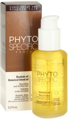Phyto Specific Baobab Oil ingrijire par pentru par uscat 1