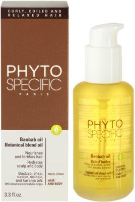 Phyto Specific Baobab Oil vlasová péče pro suché vlasy 2