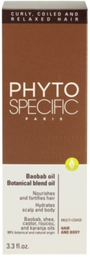 Phyto Specific Baobab Oil ingrijire par pentru par uscat 3