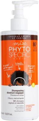 Phyto Specific Child Care champô infantil para fácil penteado de cabelo