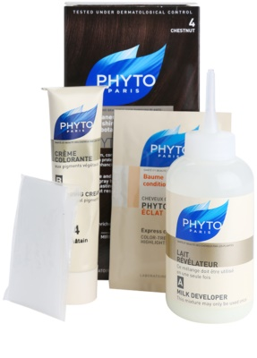 Phyto Color Haarfarbe 1