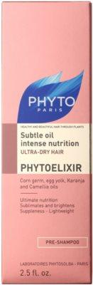Phyto Phytoelixir intenzivní vyživující olej pro velmi suché vlasy 2
