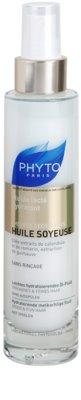 Phyto Huile Soyeuse hydratisierendes Öl für trockenes Haar