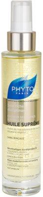 Phyto Huile Supreme aceite nutritivo para cabello seco