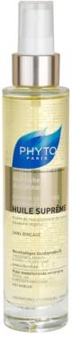 Phyto Huile Supreme ulei hranitor pentru par uscat