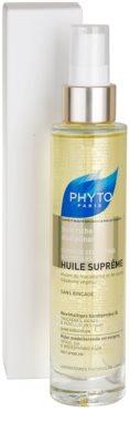 Phyto Huile Supreme ulei hranitor pentru par uscat 2