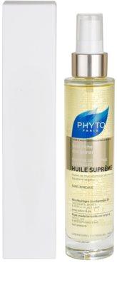 Phyto Huile Supreme ulei hranitor pentru par uscat 3