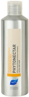 Phyto Phytonectar hranilni šampon za sijaj suhih in krhkih las