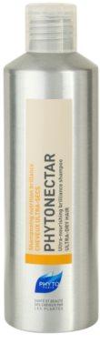 Phyto Phytonectar Shampoo mit ernährender Wirkung für Glanz auf trockenem und brüchigem Haar