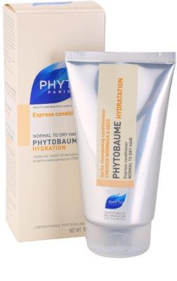 Phyto Phytobaume acondicionador hidratante  para cabello normal y seco 1