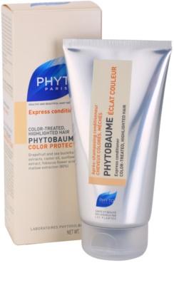 Phyto Phytobaume auffrischender Conditioner für gefärbtes Haar 1