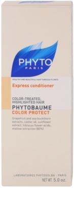 Phyto Phytobaume auffrischender Conditioner für gefärbtes Haar 3