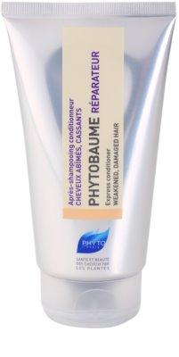 Phyto Phytobaume megújító kondicionáló a károsult hajra