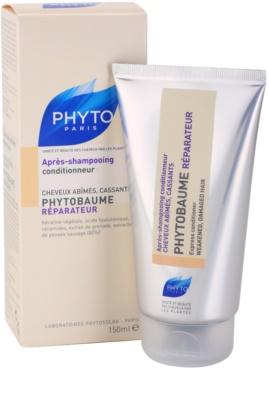 Phyto Phytobaume відновлюючий кондиціонер для пошкодженого волосся 1