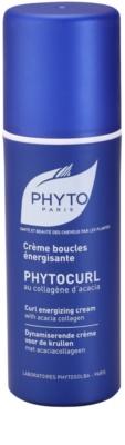 Phyto Phytocurl krem energizujący do układania fal na włosachdo
