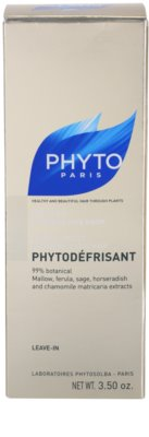 Phyto Phytodéfrisant Balsam für widerspenstiges Haar 3