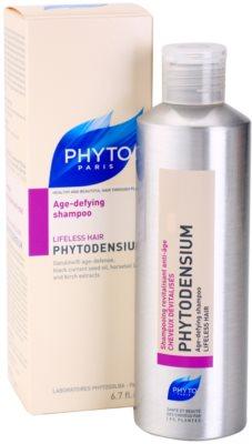 Phyto Phytodensium sampon hranitor pentru par lipsit de vitalitate 1