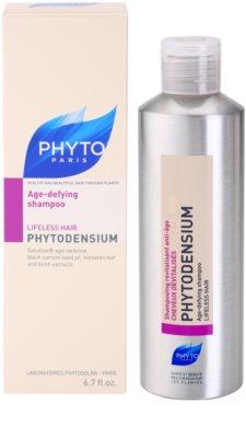 Phyto Phytodensium sampon hranitor pentru par lipsit de vitalitate 2