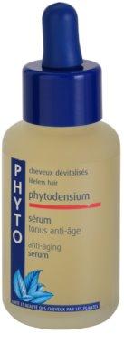 Phyto Phytodensium sérum nutritivo  para cabelos sem vitalidade