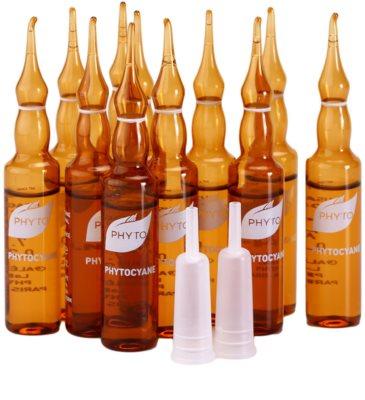Phyto Phytocyane revitalisierendes Serum gegen Haarausfall 2