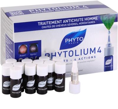 Phyto Phytolium ser impotriva caderii parului