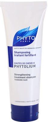 Phyto Phytolium erősítő sampon hajhullás ellen