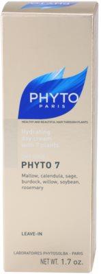 Phyto Phyto 7 Feuchtigkeitscreme für trockenes Haar 3