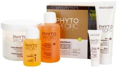 Phyto Specific Phytorelaxer hajkiegyenesítő szett