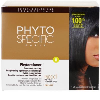 Phyto Specific Phytorelaxer hajkiegyenesítő szett 3