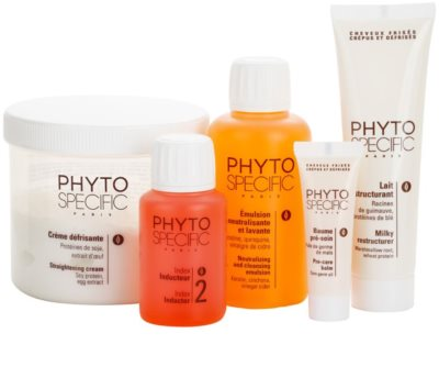 Phyto Specific Phytorelaxer szett a normál és vastag haj kiegyenesítésére 1