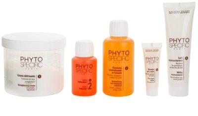 Phyto Specific Phytorelaxer szett a normál és vastag haj kiegyenesítésére 2