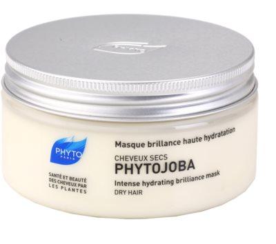 Phyto Phytojoba hidratáló maszk száraz hajra