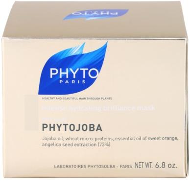 Phyto Phytojoba hidratáló maszk száraz hajra 3