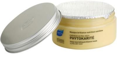 Phyto Phytokarité Maske mit ernährender Wirkung für sehr trockene Haare 1